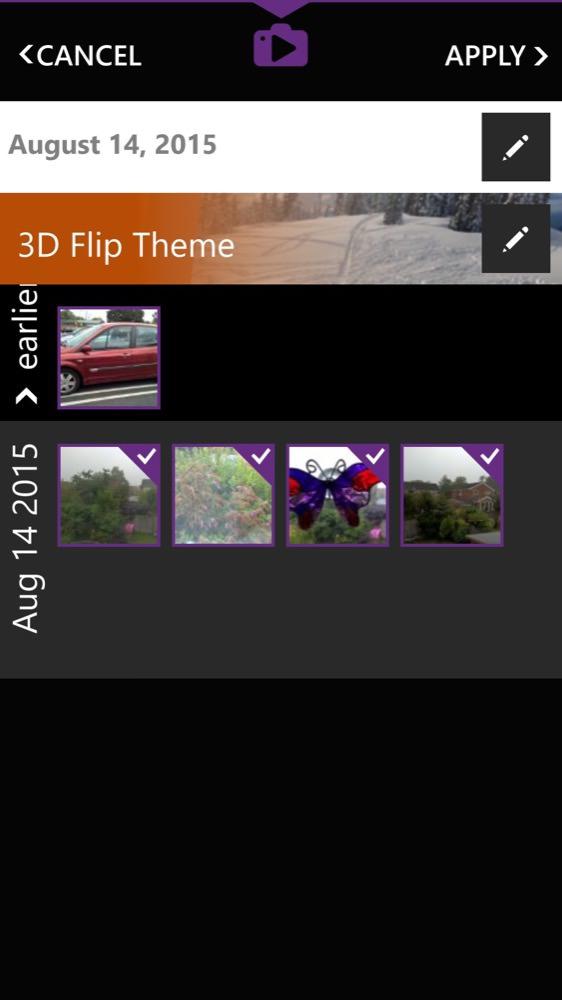 Screenshot, Photo Story