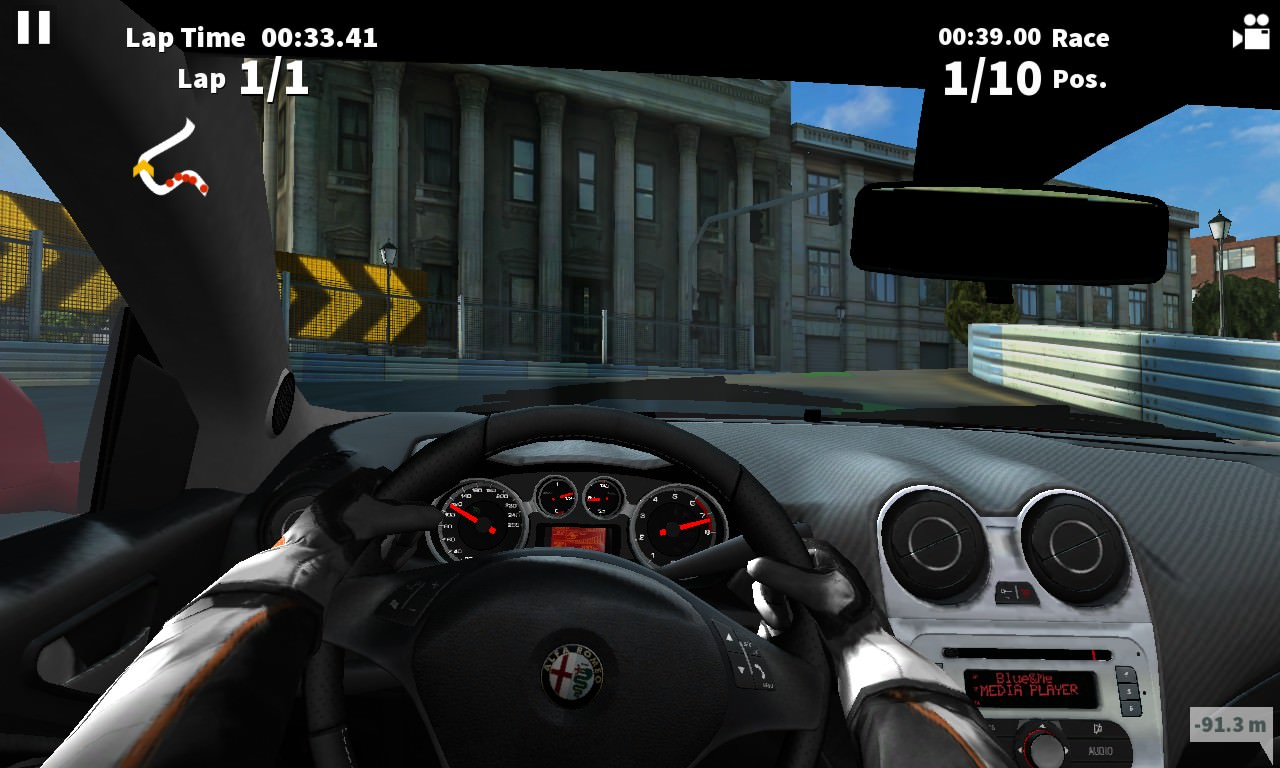 Screenshot, GT Racing 2: The Real car Experience