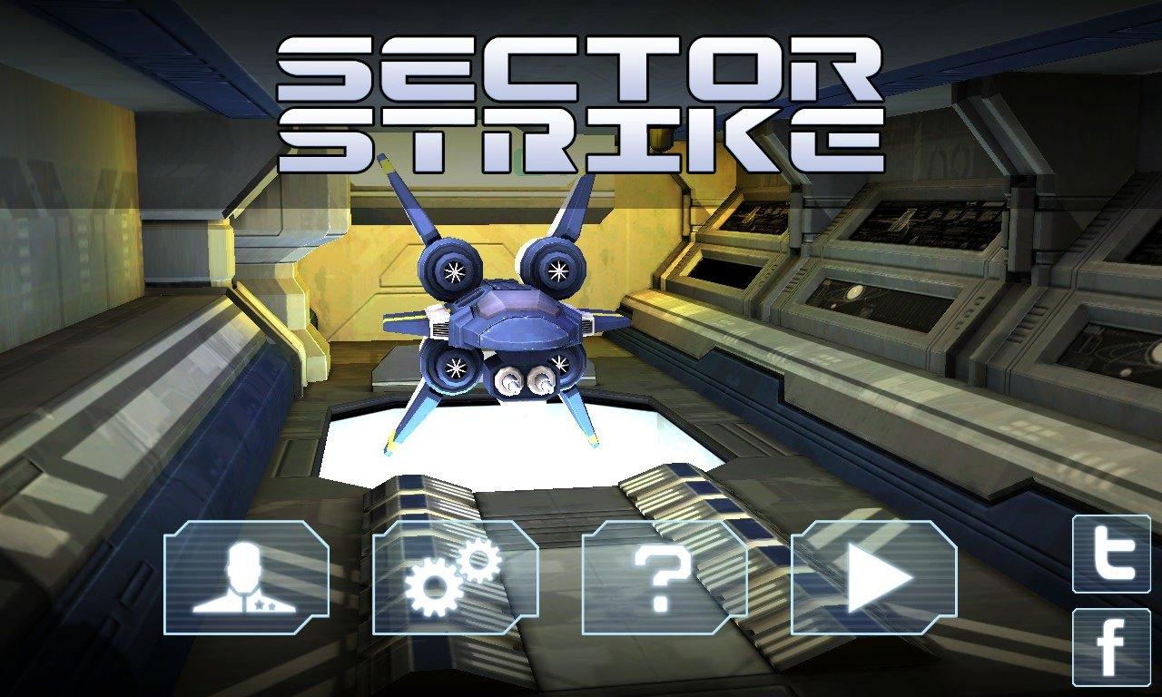 Screenshot, Sector Strike