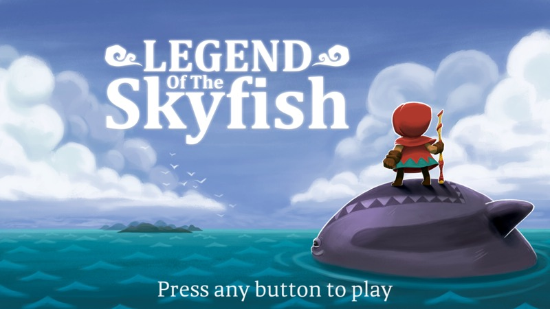Screenshot, Skyfish