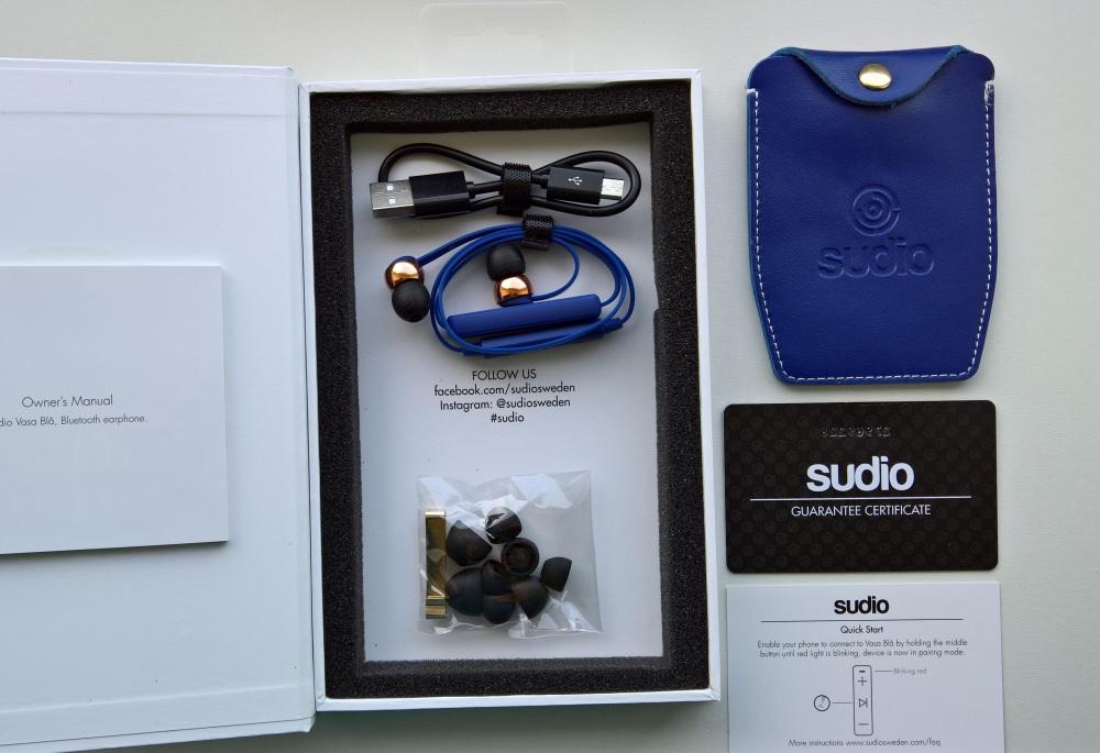 Sudio stereo headset