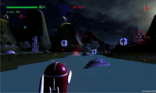 Screenshot, The Lost War