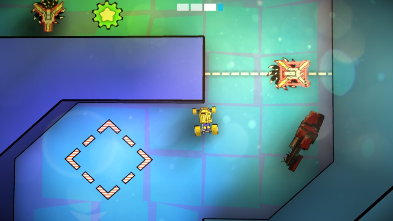 TileRider screenshot
