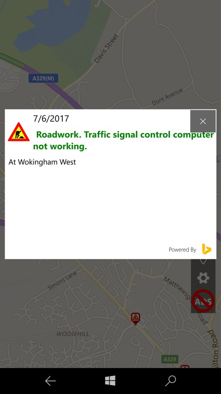 Screenshot, Traffic
