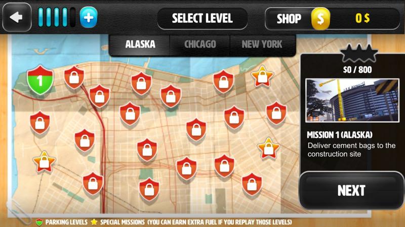 Trucking 3D! screenshot