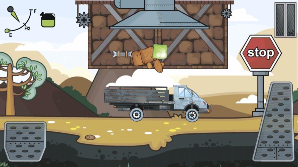 Screenshot, Trucking Mania