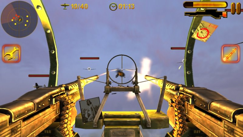 Screenshot, Turret Commander