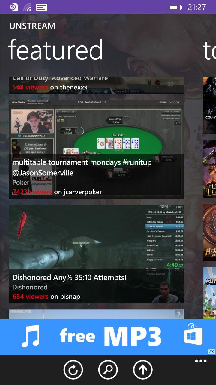 Screenshot, Twitch