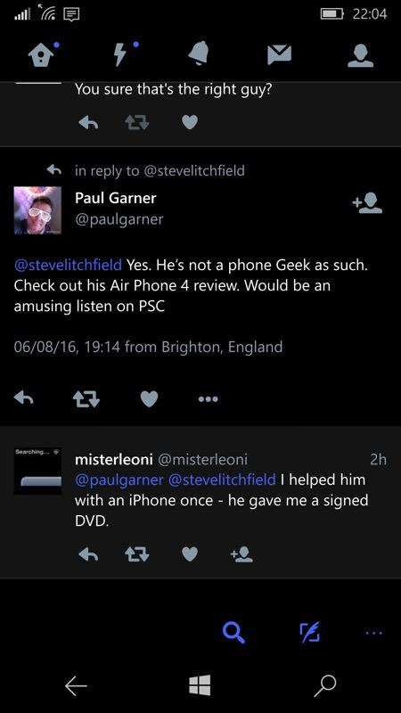 Screenshot, Twitter