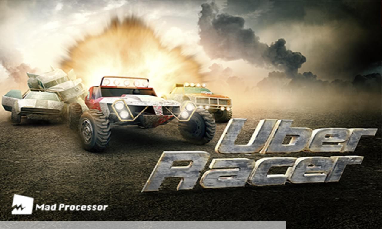 Uber Racer screenshot