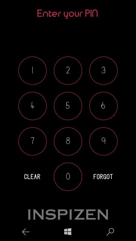 Screenshot, Universal Locker