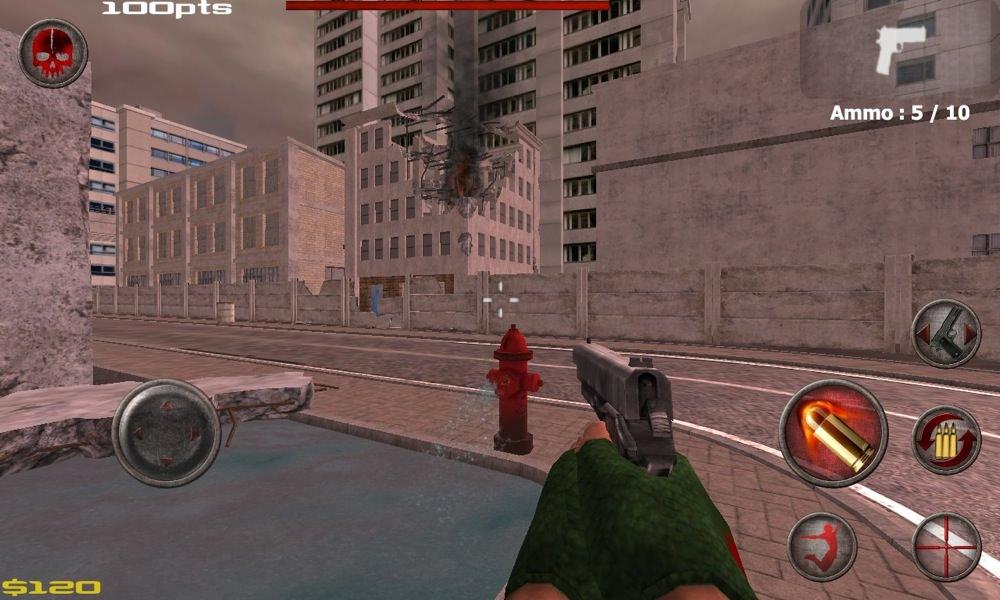 Screenshot, Virus Infection 2