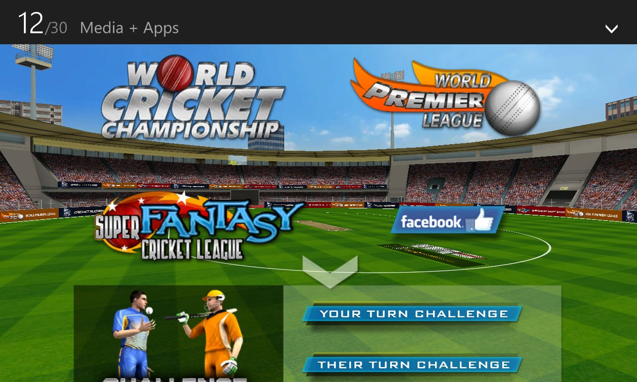 champion cricket games