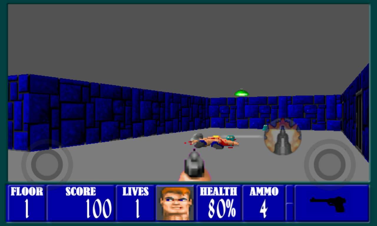 Screenshot, Wolf