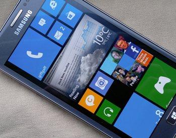 Samsung ATIV S Gallery thumbnail
