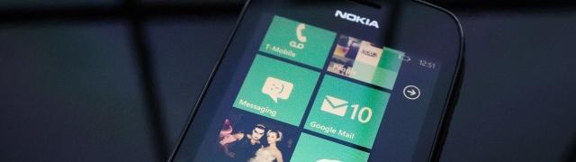 Nokia Lumia 710 on T-Mobile