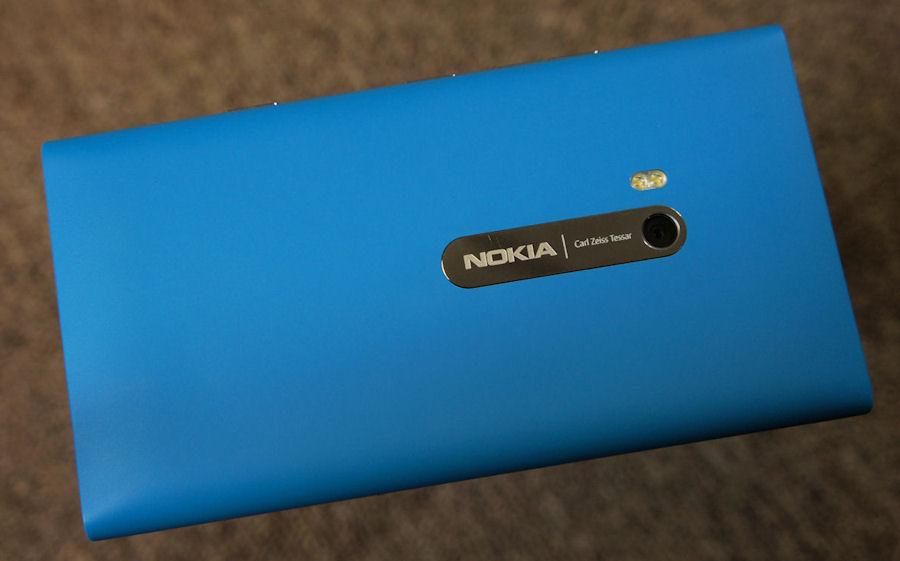 Lumia 900 Camera