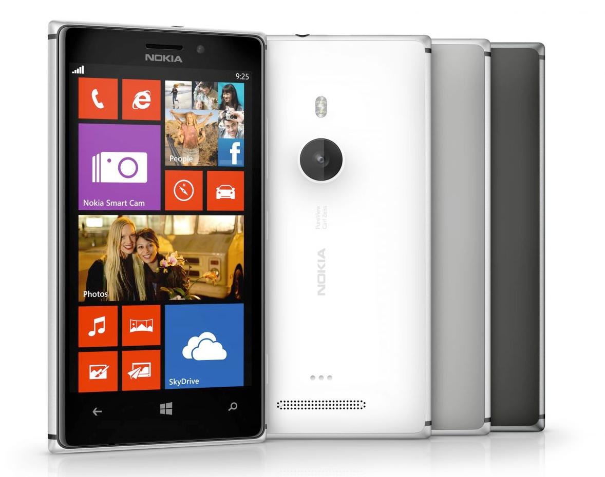 Lumia 925 and colour options