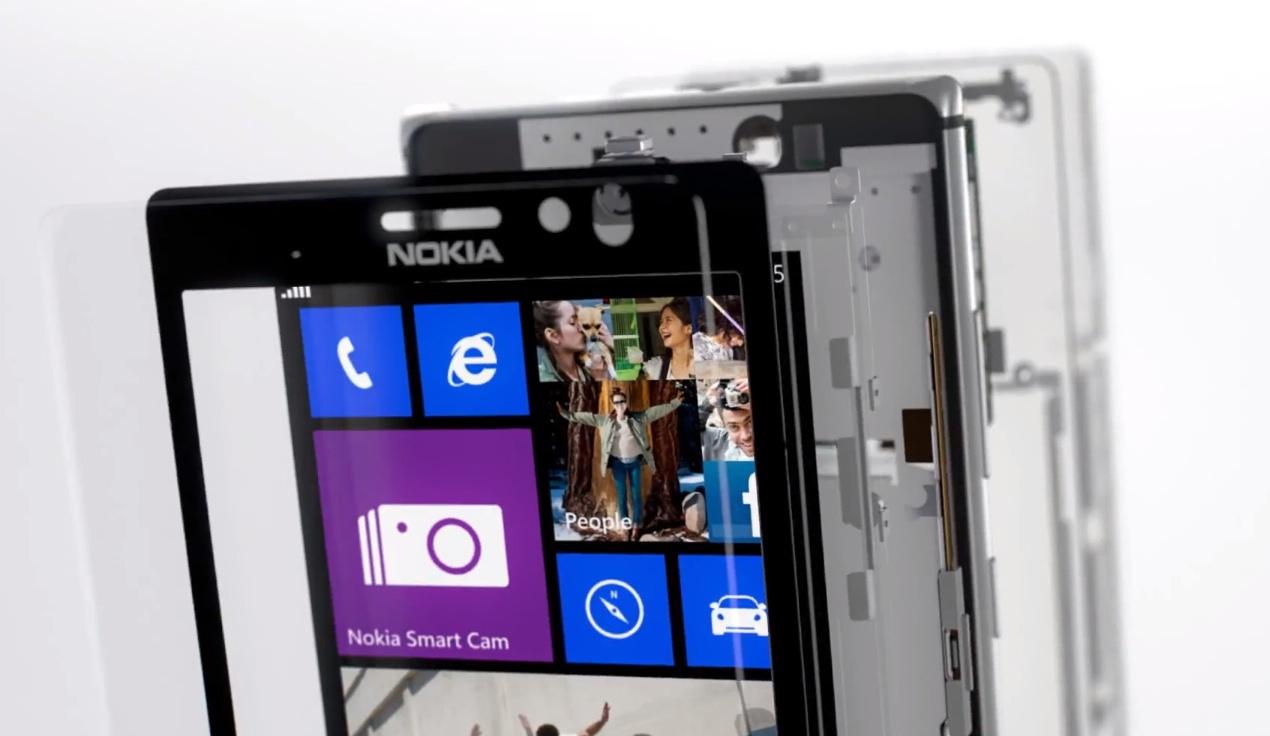 Nokia lumia 925 jpg - Lumia 925 Construction