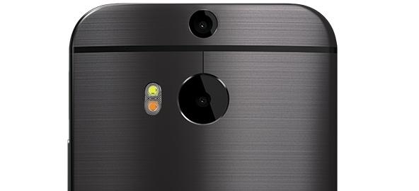 One (M8) camera arrangement
