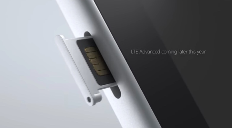 LTE coming