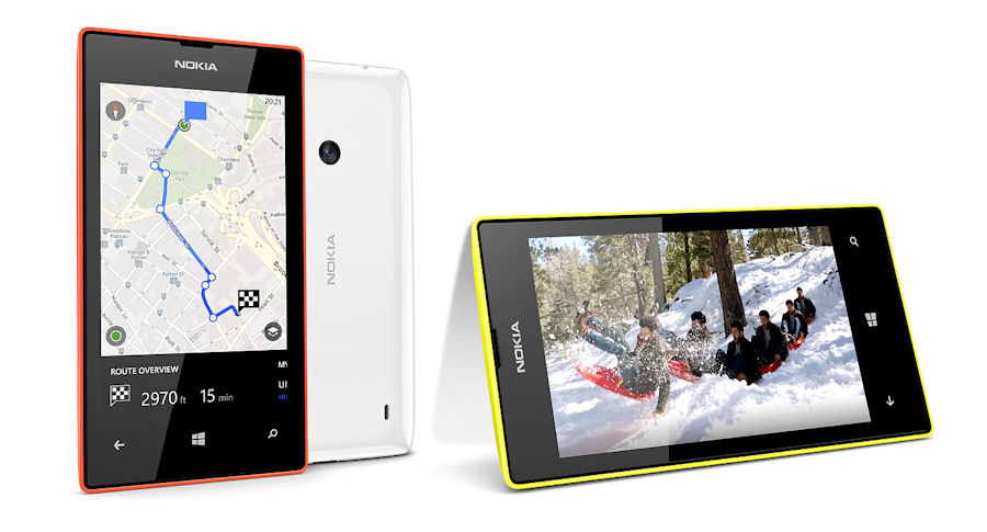 Nokia announces the affordable Lumia 525, 1GB RAM opens up ...