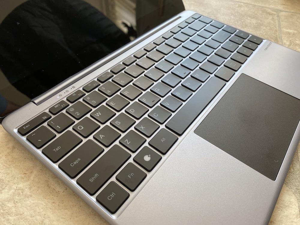 Keyboard, oblique