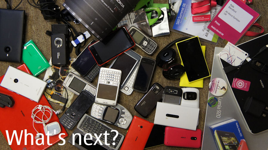 Nokia What's Next?