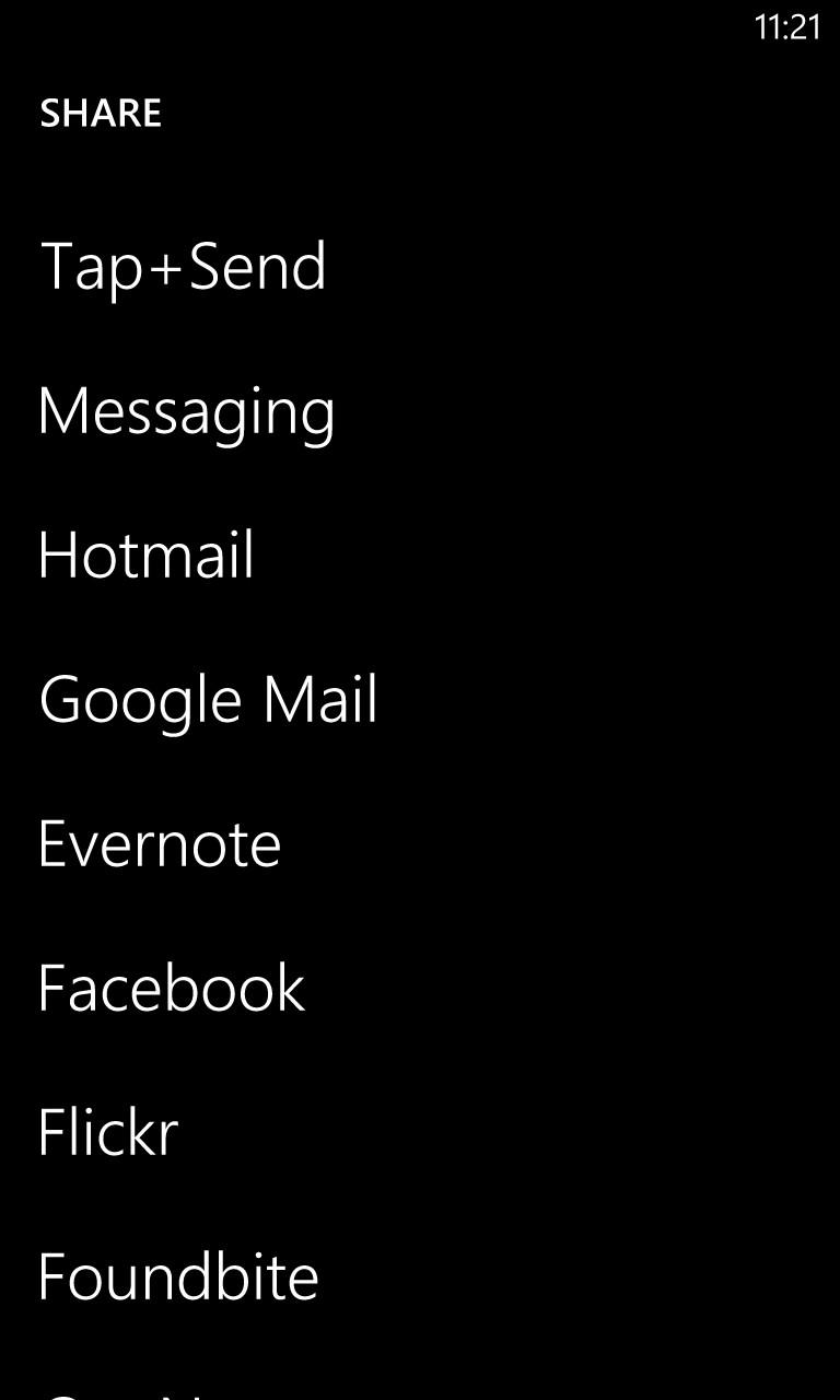 how to send a screenshot via telstra phone