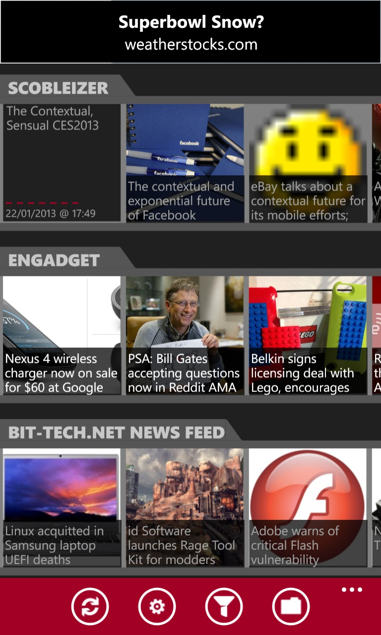 Fuse - All About Windows Phone