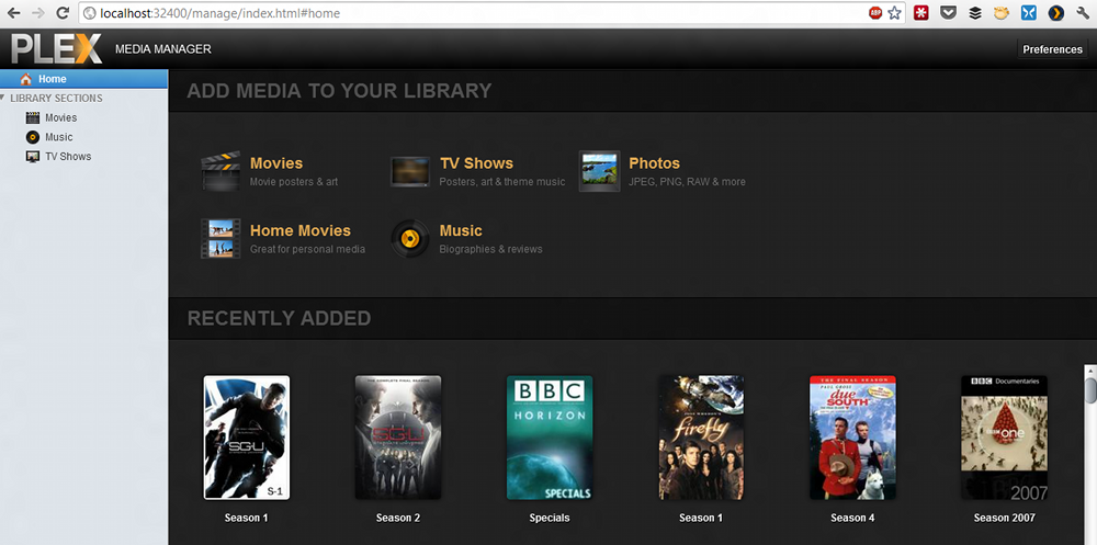 Plex review - All About Windows Phone