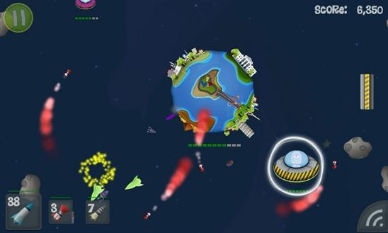 Smashing Planets