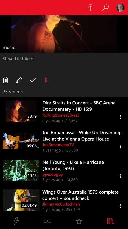 Screenshot, Awesome Tube
