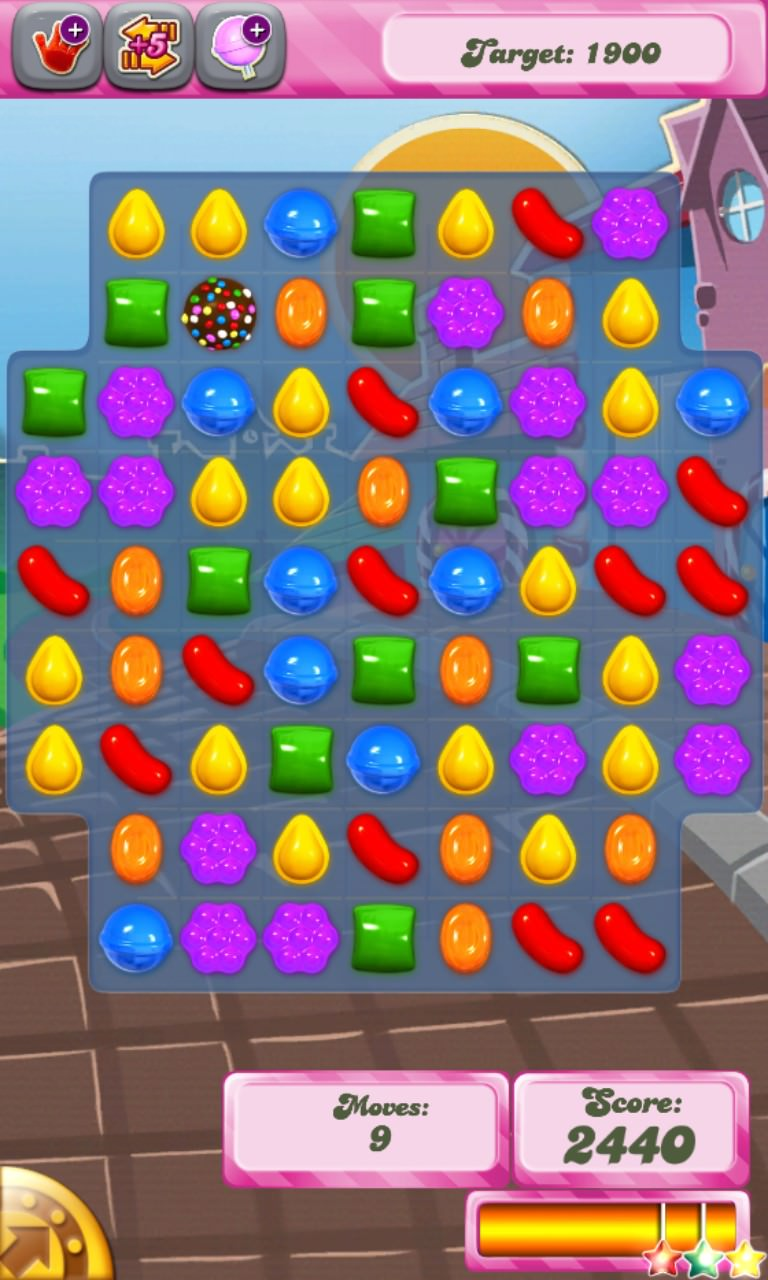 Screenshot, Candy Crush Saga