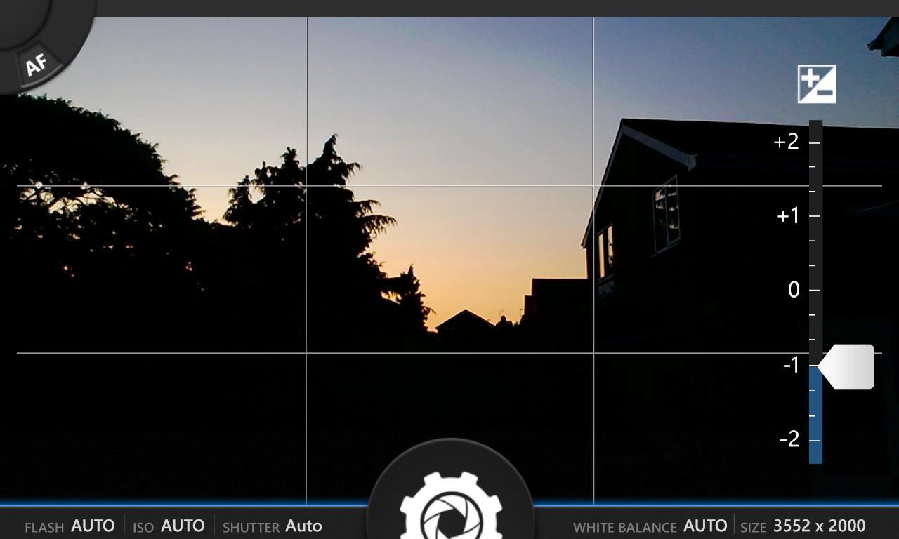 Clever Camera screenshot