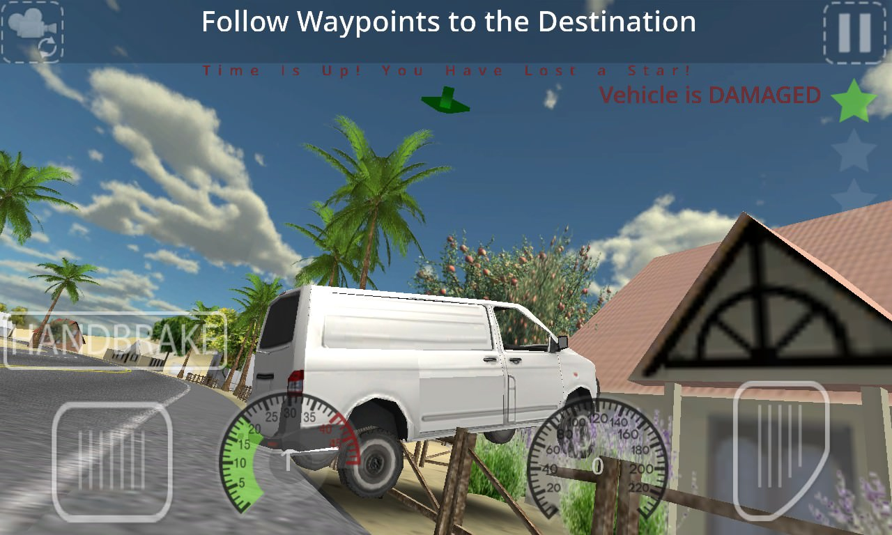 Screenshot, Delivery Simulator