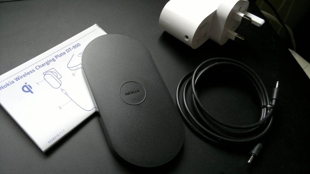 nokia wireless charger. dt-900 charger nokia wireless r