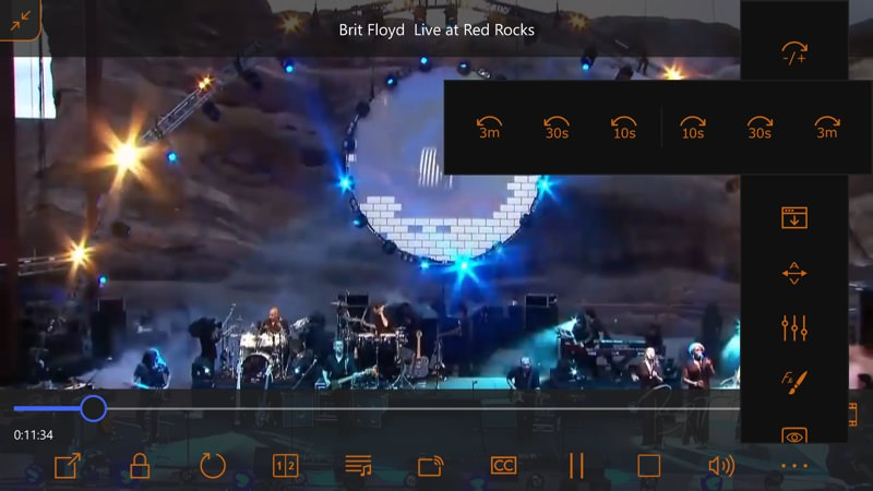 Screenshot, Duplex Media Player