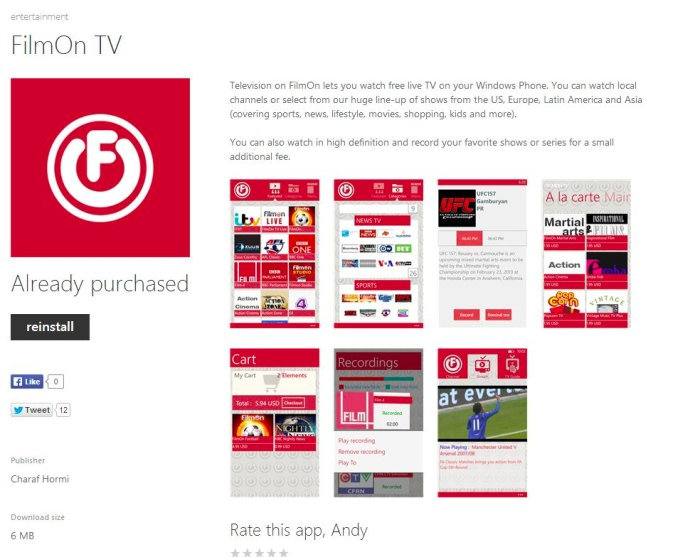 Zotto tvfree downloads download filmon tv for windows hotunews info