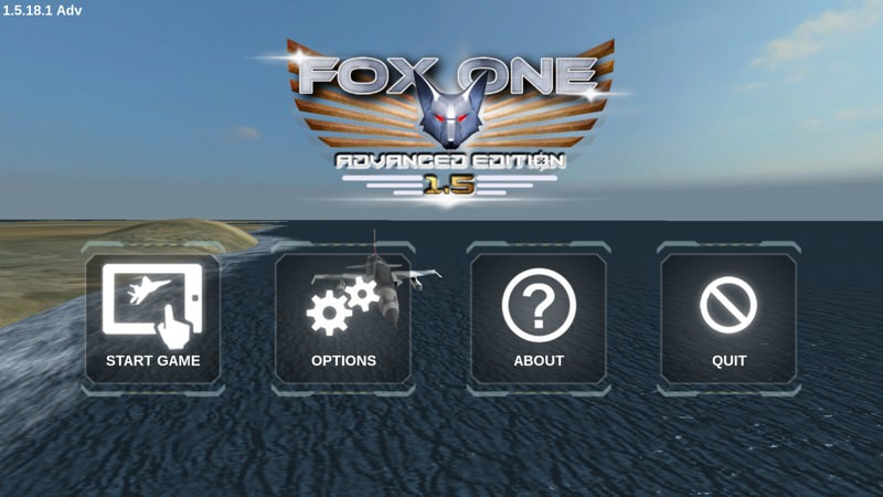 Screenshot, FoxOne Advanced Edition