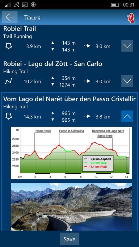 Screenshot, GeoMeterPro