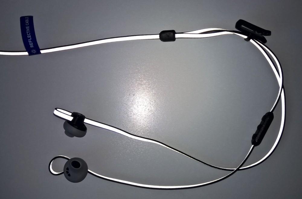Hoop headset