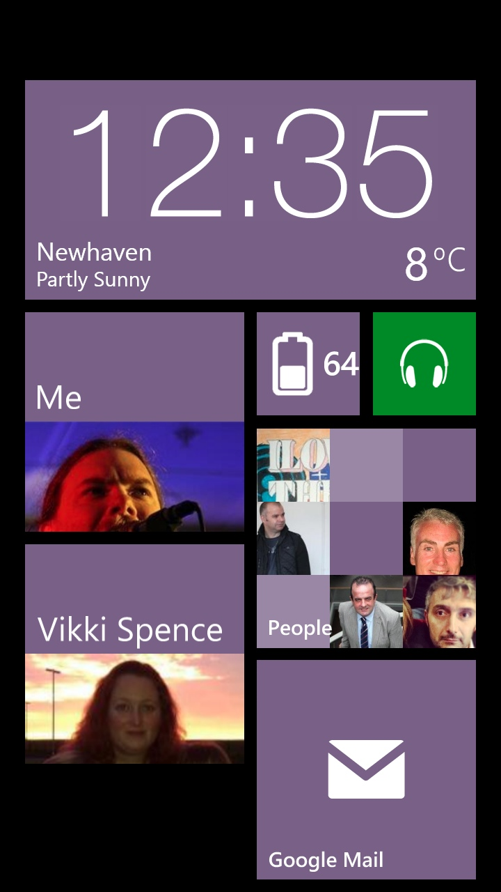 HTC 8X Software Suite