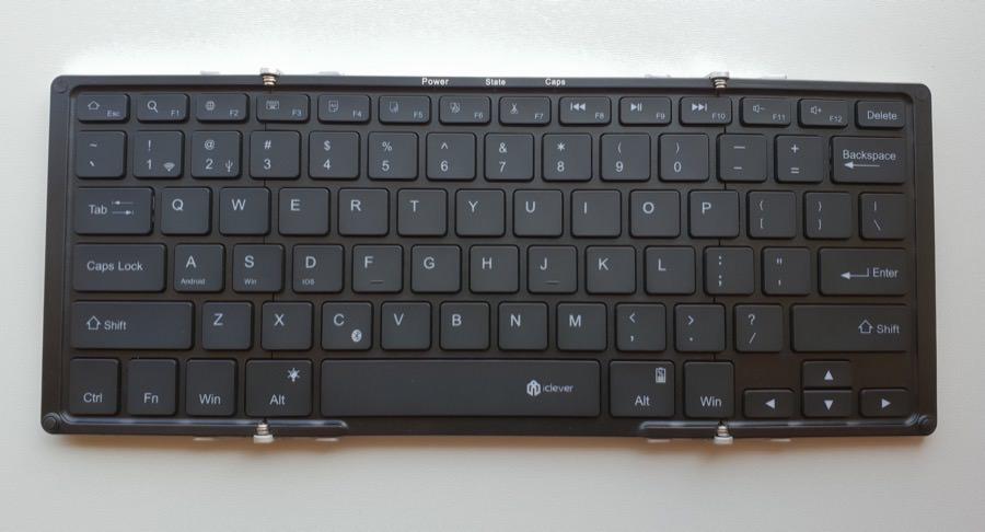 iClever Tri-fold keyboard