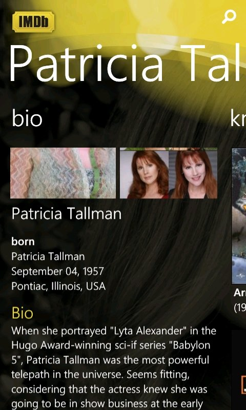 IMDb review - All About Windows Phone
