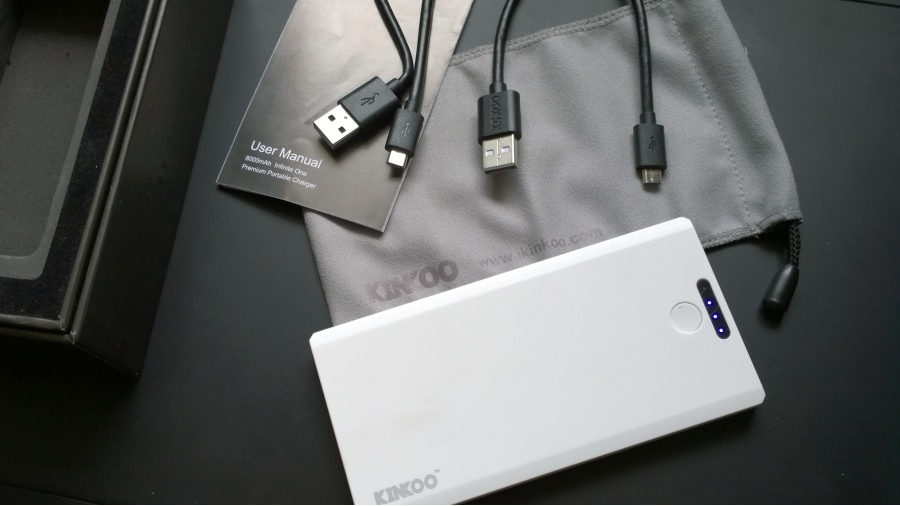 Kinkoo Infinite One charger