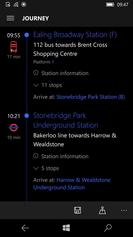 London Travel screenshot