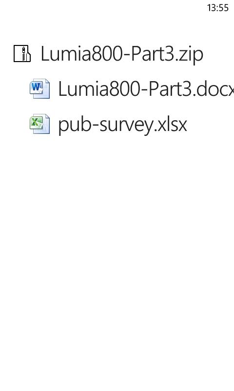 Windows Phone 7 Email