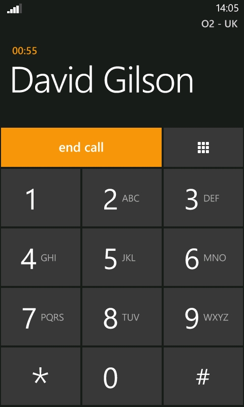 Windows Phone 7 Voice Calls