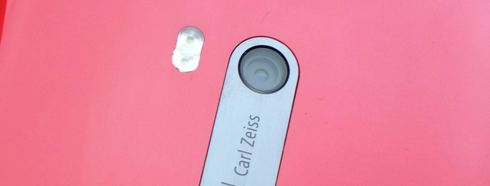 Lumia 920 camera